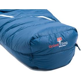 Grüezi-Bag Biopod DownWool Ice 175 Makuupussi, ice blue
